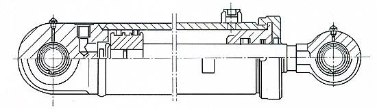 HSG系列双作用单活塞杆式液压缸,是液压系统中作往复运动的执行机构。其结构简单,工作可靠,装拆方便,易于维修,可带缓冲装置及连接方式多样等特点。除适用于工程机械外,也适用于起重运输机械、矿山机械、建筑机械、车辆、船舶、冶金及其他机械等。